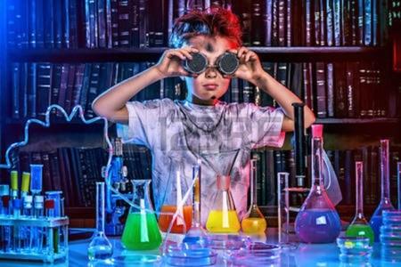 Mi aula un laboratorio