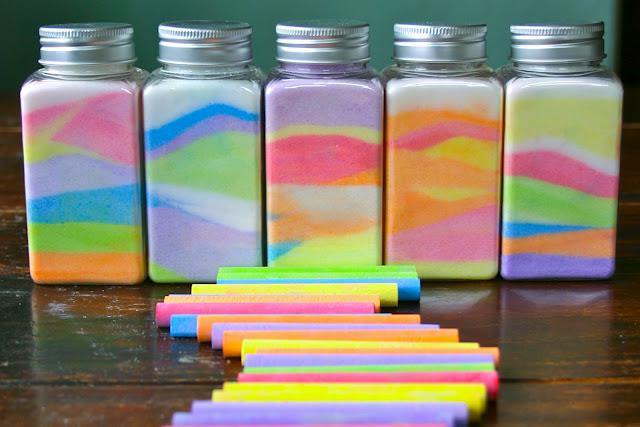 frascos de sales